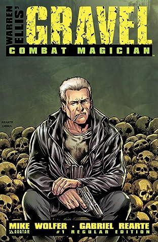 Gravel Combat Magician #1