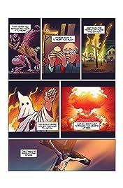 Jesus Christ Superhero: A Buddhist Tale #1
