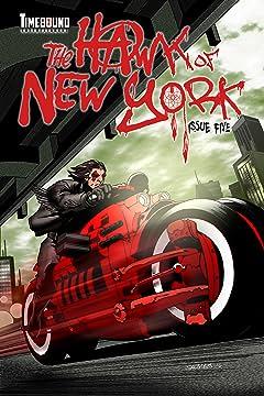 The Hawk of New York #5