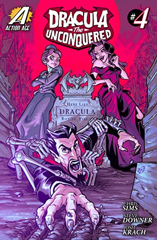 Dracula the Unconquered #4