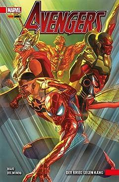 Avengers Tome 5: Der Krieg gegen Kang