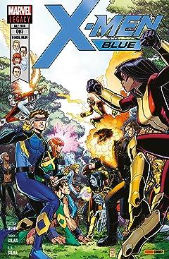 X-Men: Blue Tome 3: Auf der Suche nach der Zeit