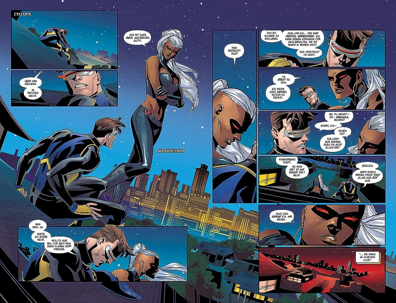 X-Men: Blue Vol. 3: Auf der Suche nach der Zeit