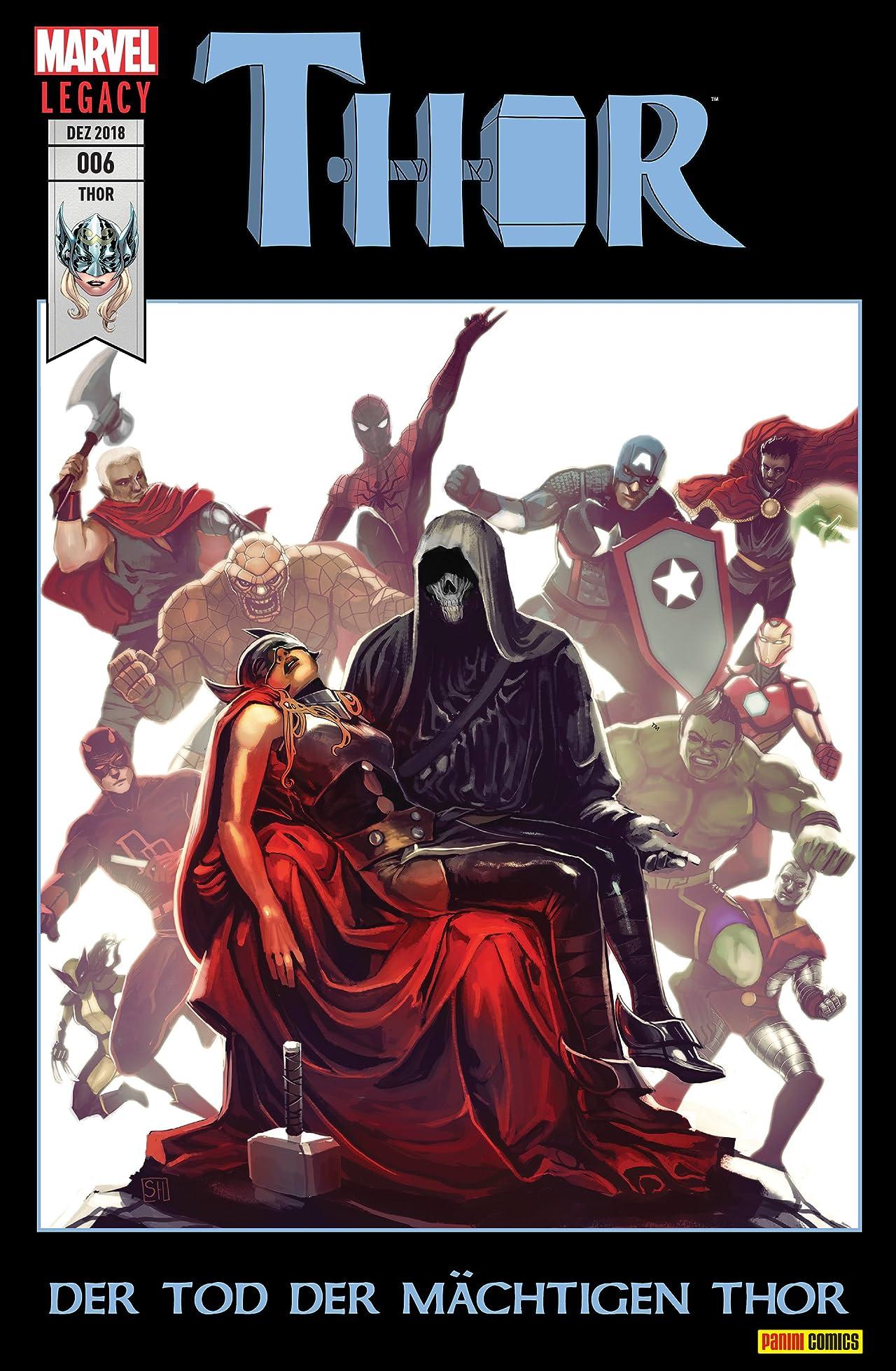Thor Bd. 06 - Der Tod der mächtigen Thor