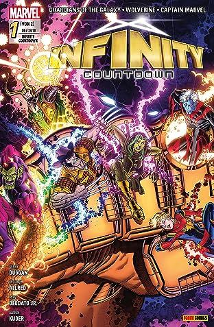 Infinity Countdown Vol. 1: Die Steine der Macht
