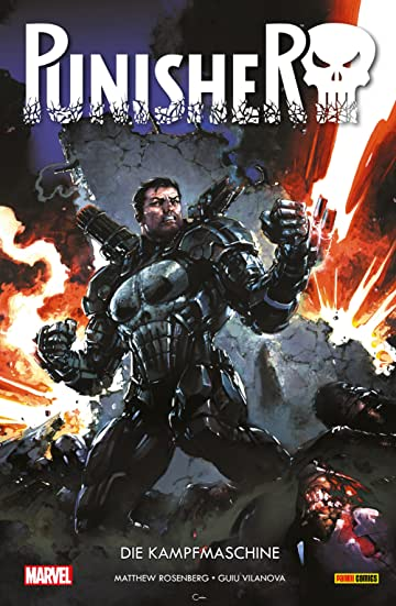 Punisher Vol. 4: Die Kampfmaschine
