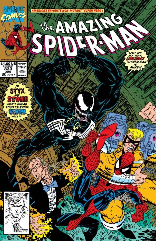 Amazing Spider-Man (1963-1998) #333