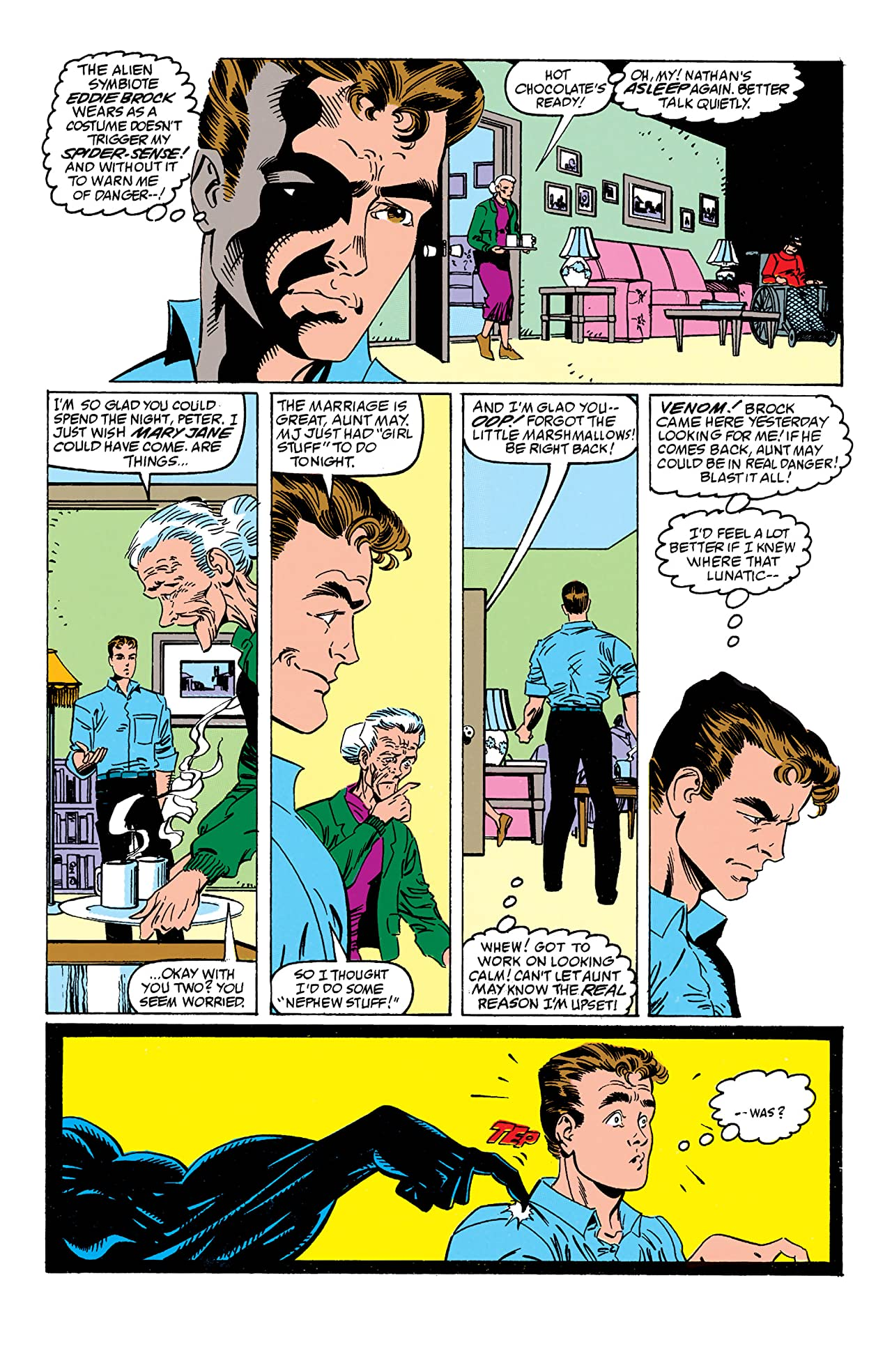 Amazing Spider-Man (1963-1998) #333
