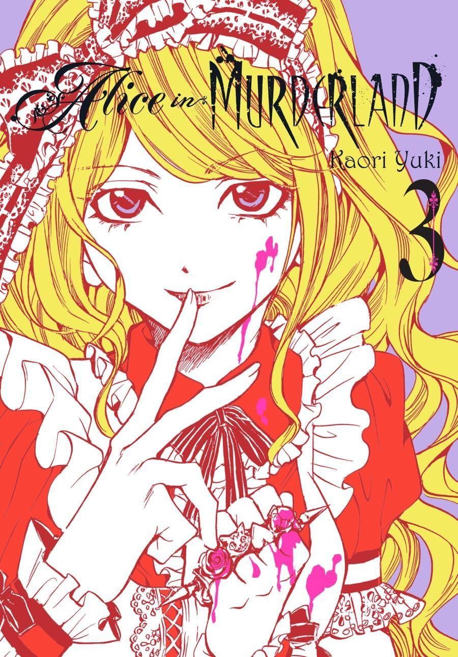 Alice in Murderland Vol. 3