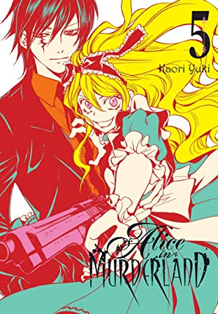 Alice in Murderland Tome 5