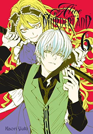 Alice in Murderland Tome 6