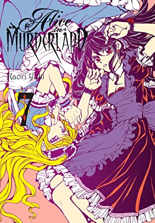 Alice in Murderland Tome 7