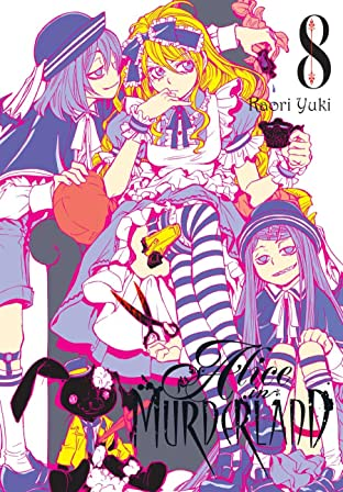 Alice in Murderland Tome 8