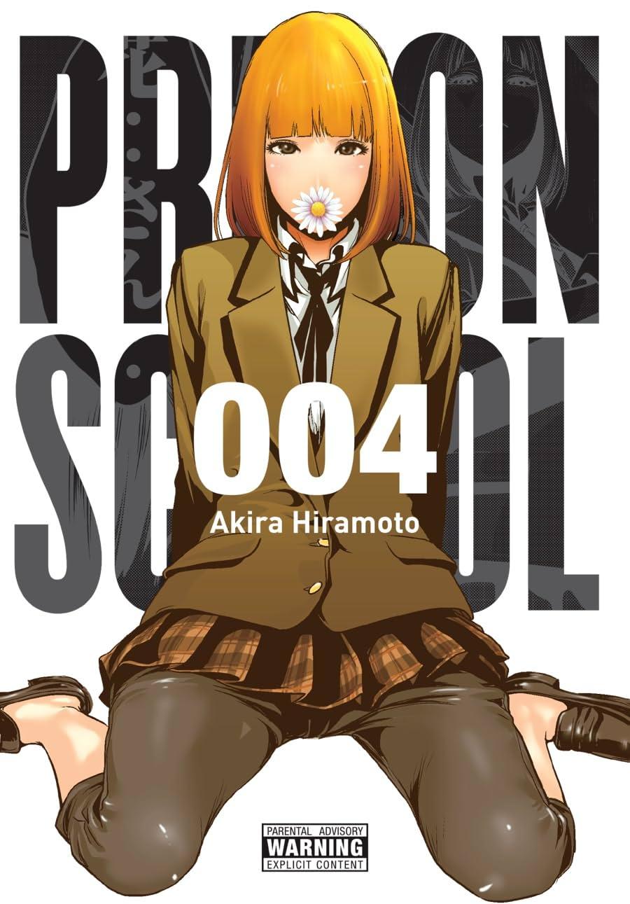 Prison School Vol. 4