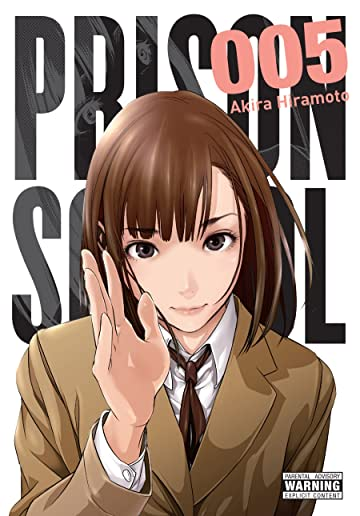 Prison School Vol. 5