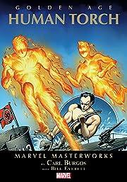 Golden Age Human Torch Masterworks Vol. 1