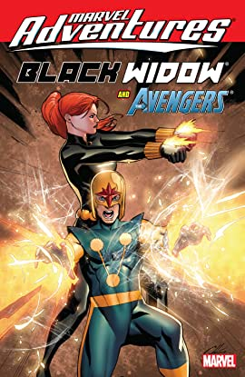 Marvel Adventures: Black Widow & The Avengers