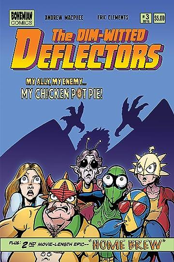 The Deflectors #3