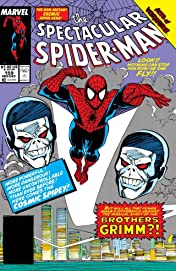 Peter Parker, The Spectacular Spider-Man (1976-1998) #159
