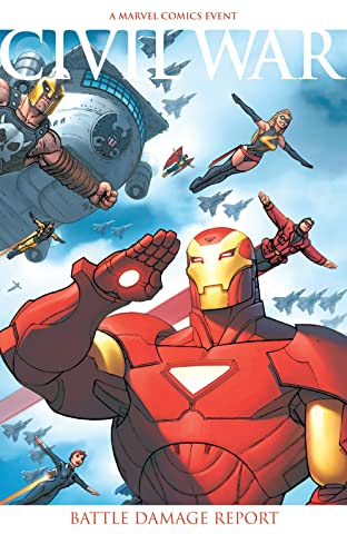 Civil War: Battle Damage Report (2007) #1