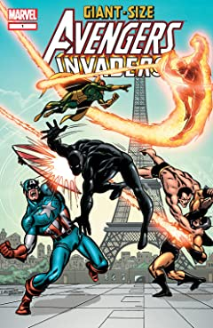 Giant-Size Avengers/Invaders (2008) No.1