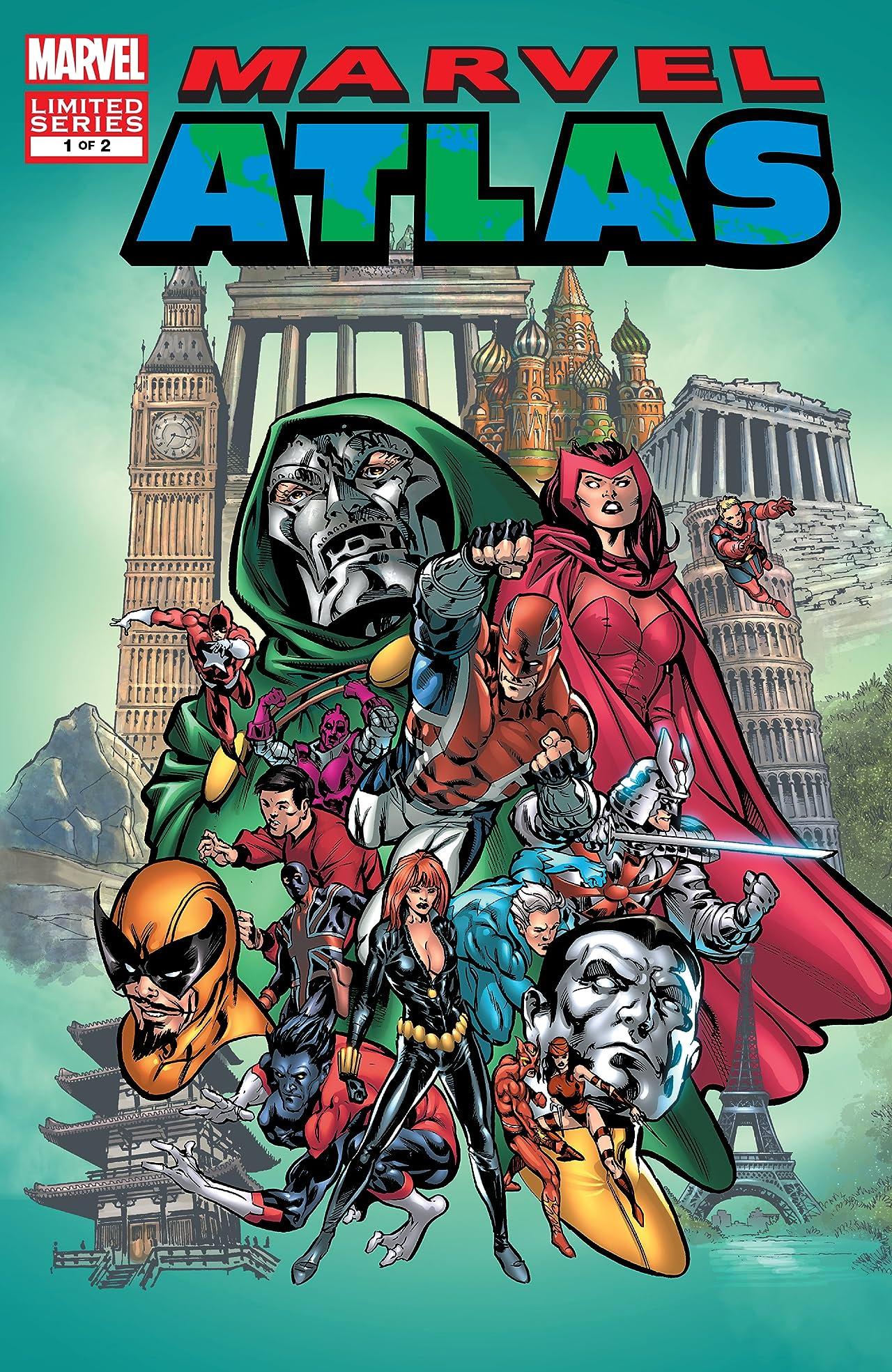 Marvel Atlas (2007) #1