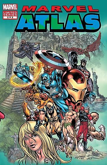 Marvel Atlas (2007) #2