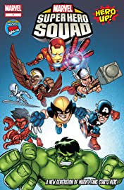 Marvel Super Hero Squad: Hero Up #1