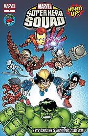 Marvel Super Hero Squad: Hero Up #1