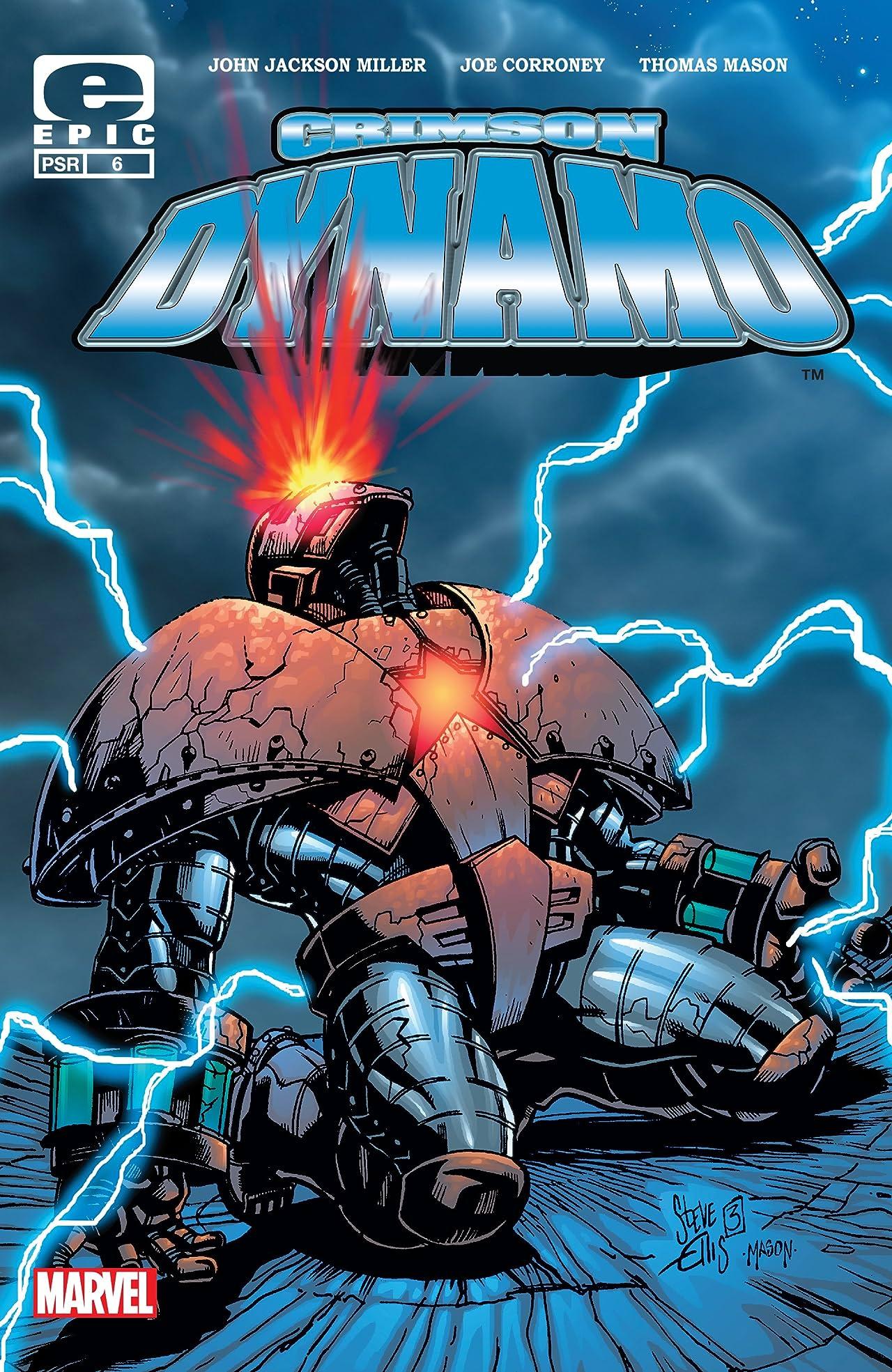 Crimson Dynamo (2003-2004) #6