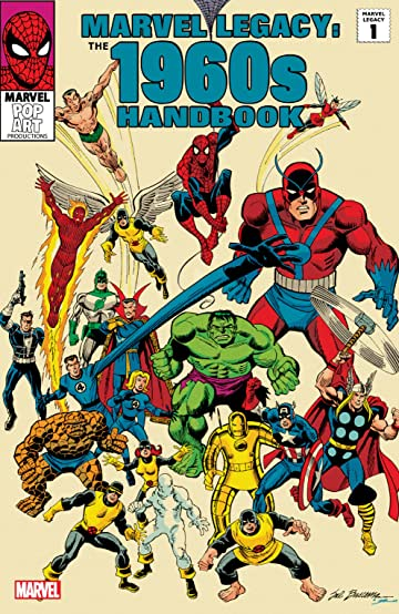 Marvel Legacy: The 1960s Handbook #1
