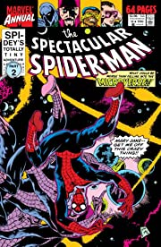 Peter Parker, The Spectacular Spider-Man (1976-1998) Annual #10