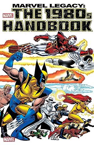 Marvel Legacy: The 1980s Handbook #1