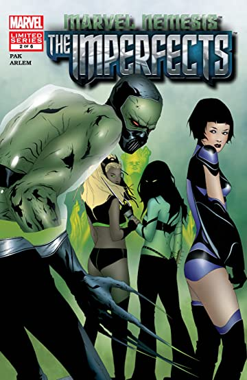 Marvel Nemesis: The Imperfects (2005) #2