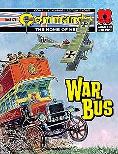 Commando No.5171: War Bus