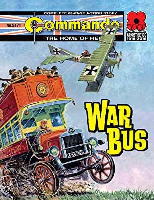 Commando #5171: War Bus
