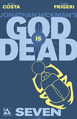 God Is Dead No.7