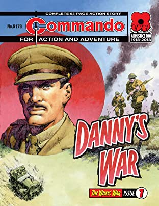 Commando #5173: Danny's War