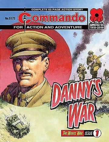 Commando #5173: Danny's War