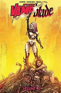 Vampblade Vol. 8: Queen of Hell