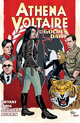 Athena Voltaire and the Golden Dawn Tome 2