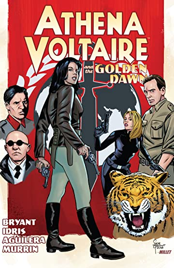 Athena Voltaire and the Golden Dawn Vol. 2