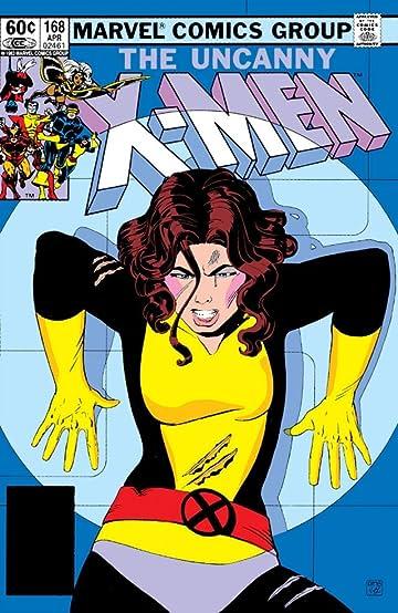 Uncanny X-Men (1963-2011) #168