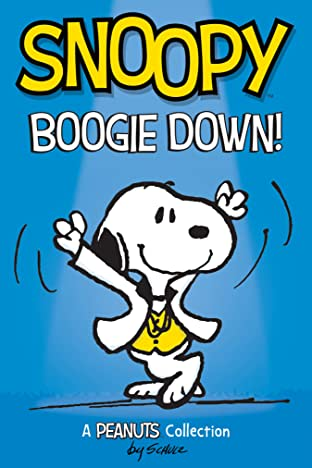 Snoopy: Boogie Down!