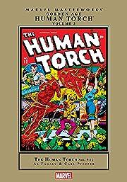Golden Age Human Torch Masterworks Vol. 3