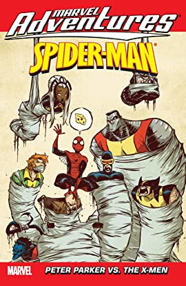 Marvel Adventures Spider-Man: Peter Parker vs. The X-Men