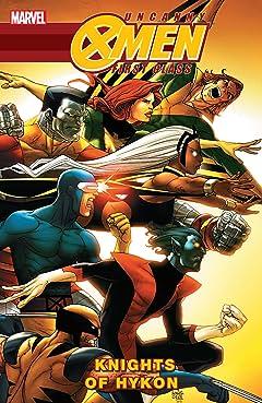 Uncanny X-Men: First Class - Knights of Hykon