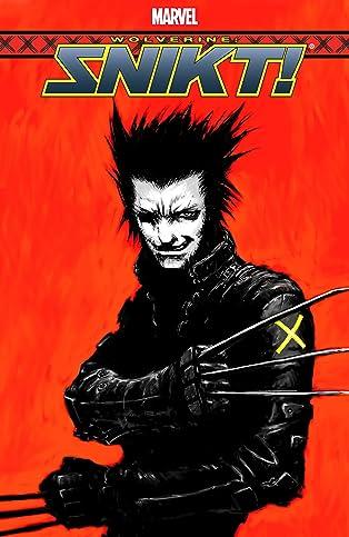 Wolverine: Snikt!