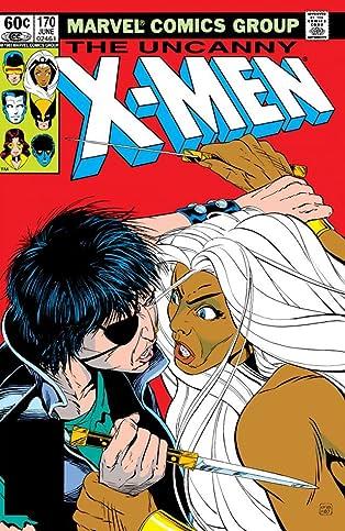 Uncanny X-Men (1963-2011) #170