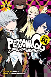 Persona Q: Shadow of the Labyrinth Side: P4 Vol. 4